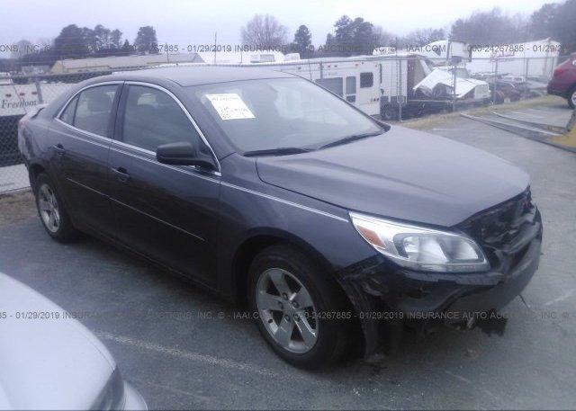 Inventory #833707378 2013 Chevrolet MALIBU