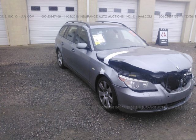 Inventory #892100495 2007 BMW 530