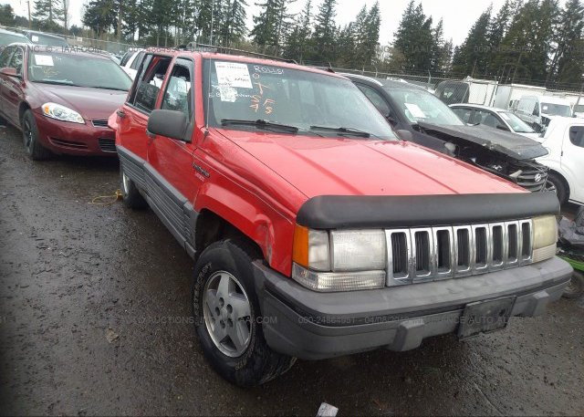 Inventory #348618038 1995 JEEP GRAND CHEROKEE