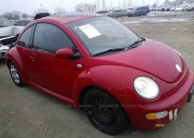 Inventory #122621949 2002 Volkswagen NEW BEETLE