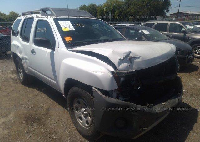 Inventory #448385130 2011 Nissan XTERRA