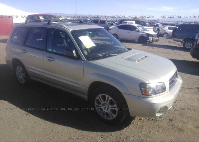 Inventory #175397589 2005 Subaru FORESTER