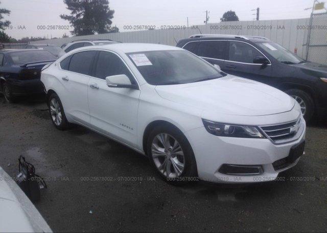 Inventory #962353834 2015 Chevrolet IMPALA