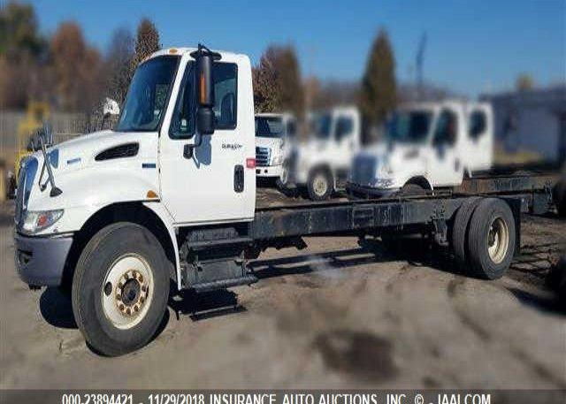 Inventory #831760572 2012 INTERNATIONAL 4300