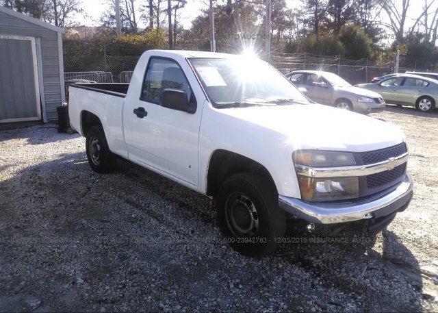 Inventory #868845112 2008 Chevrolet COLORADO