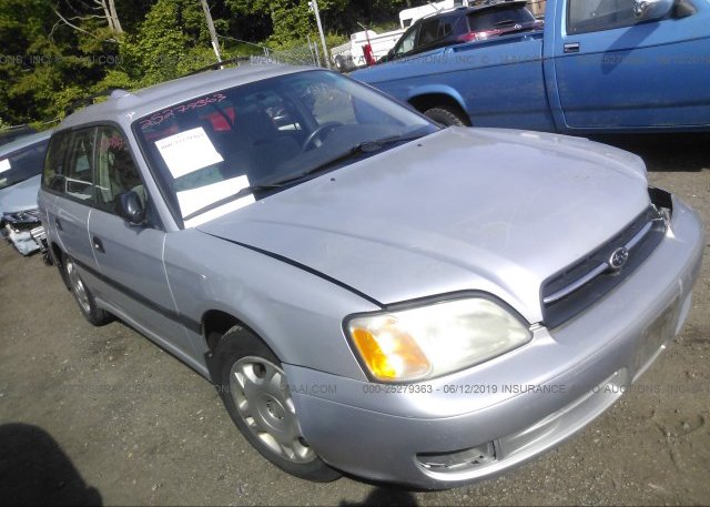 Inventory #940760571 2002 Subaru LEGACY