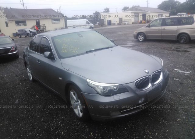 Inventory #840438795 2008 BMW 528
