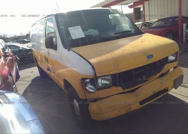 Inventory #170554480 1997 FORD ECONOLINE