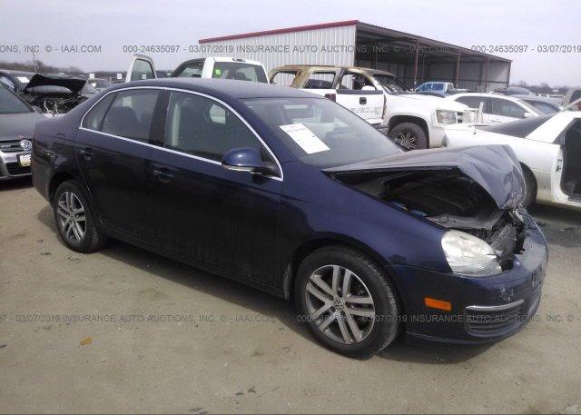 Inventory #687205072 2006 Volkswagen JETTA