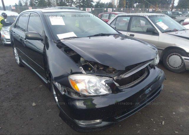Inventory #225280211 2004 Toyota COROLLA
