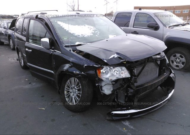 Inventory #759773698 2011 Chrysler TOWN & COUNTRY