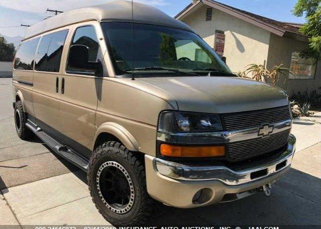 Inventory #343276973 2006 Chevrolet EXPRESS G3500