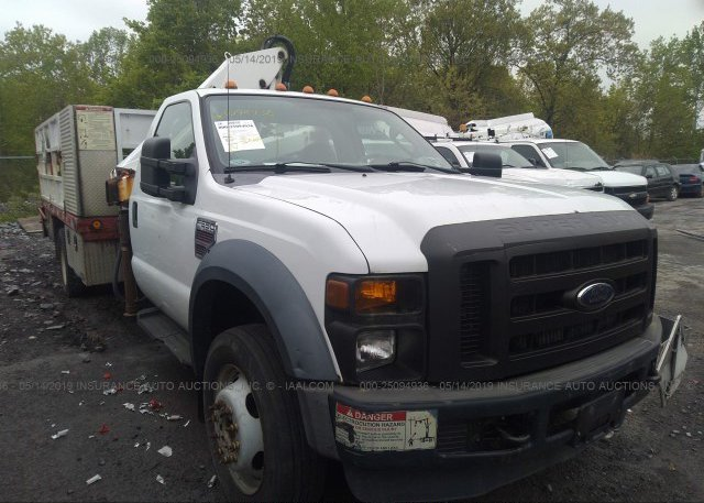 Inventory #565409137 2008 FORD F550
