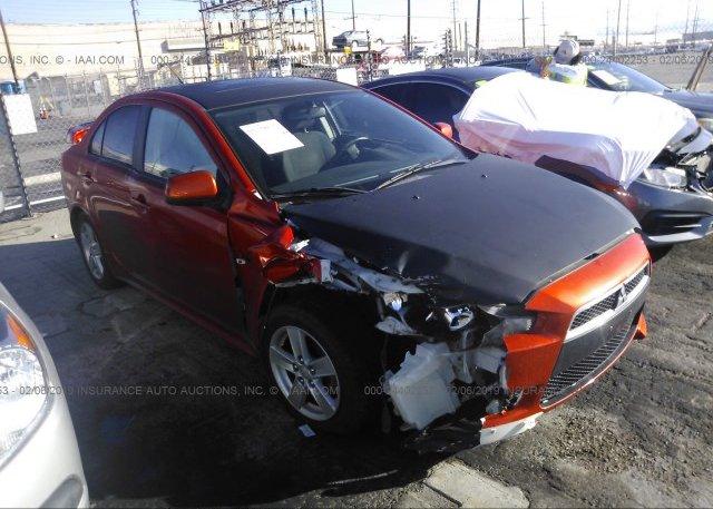 Inventory #117919337 2009 Mitsubishi LANCER