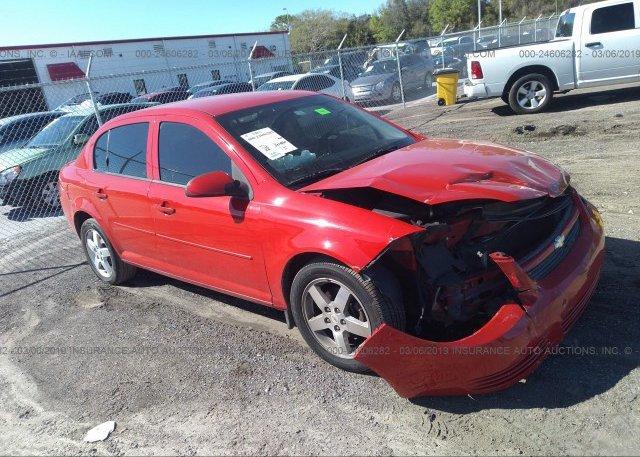 Inventory #277097787 2010 Chevrolet COBALT