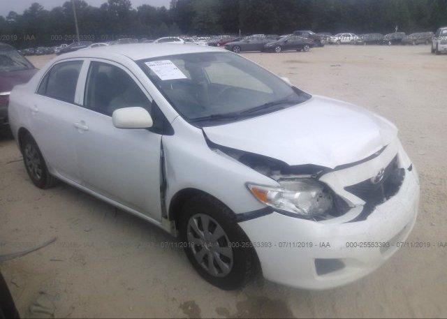 Inventory #284702916 2010 Toyota COROLLA