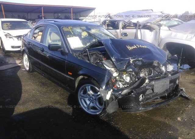 Inventory #928992145 2001 BMW 330