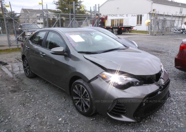 Inventory #131137108 2018 Toyota COROLLA