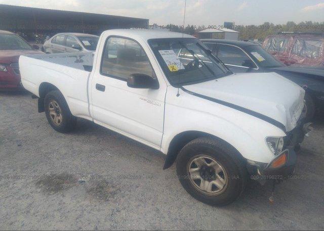 Inventory #249913965 2002 Toyota TACOMA