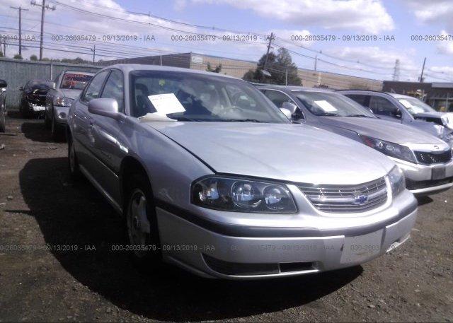Inventory #955235669 2000 Chevrolet IMPALA