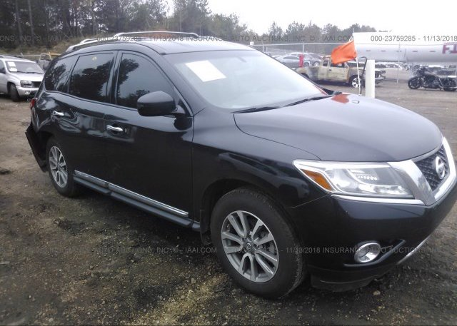Inventory #784152288 2013 Nissan PATHFINDER