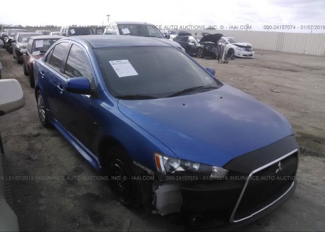 Inventory #118423624 2012 Mitsubishi LANCER