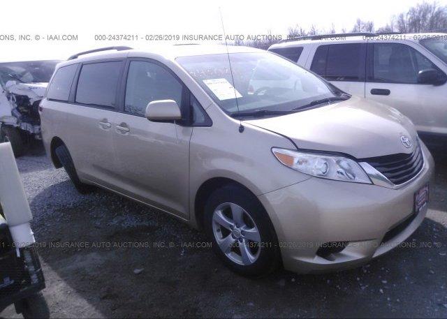 Inventory #317683240 2014 Toyota SIENNA