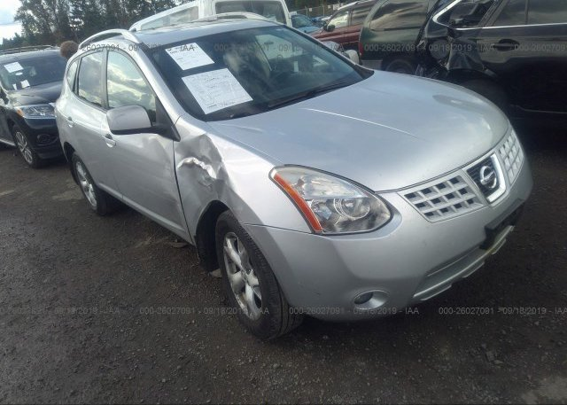 Inventory #983075888 2009 Nissan ROGUE