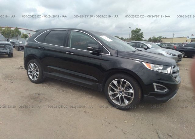Inventory #741226331 2016 FORD EDGE