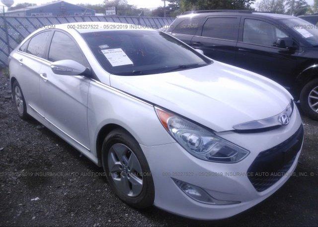 Inventory #911524508 2011 Hyundai SONATA