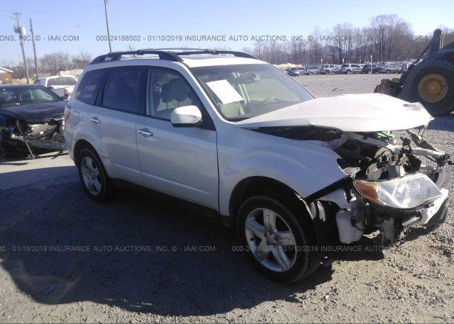 Inventory #128366784 2010 Subaru FORESTER
