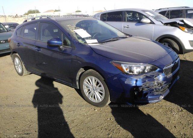 Inventory #502957928 2017 Subaru IMPREZA