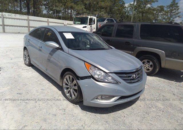 Inventory #893030343 2013 Hyundai SONATA