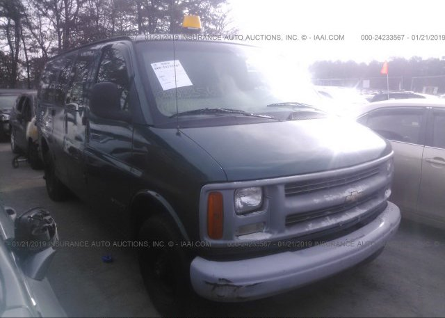 Inventory #316032856 1997 Chevrolet EXPRESS G2500