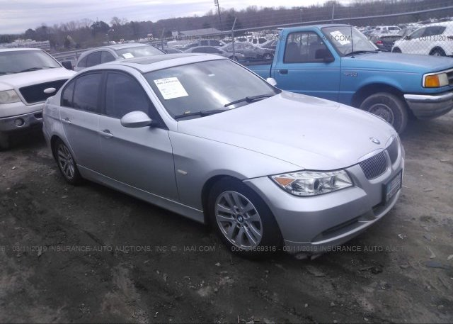 Inventory #667737795 2006 BMW 325