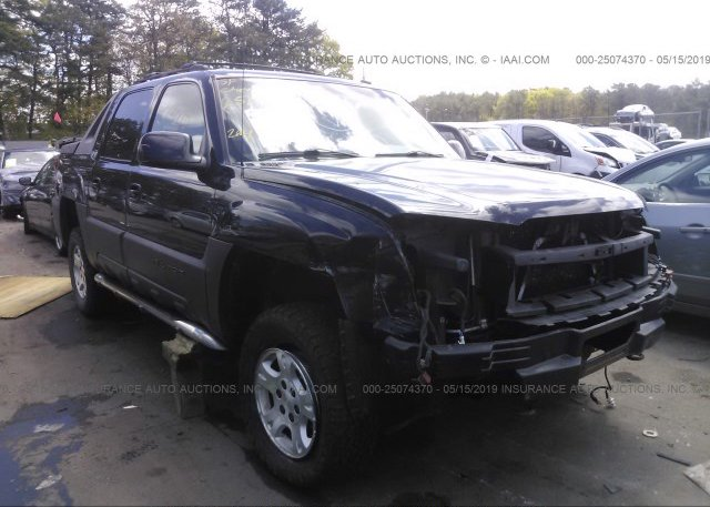 Inventory #823389298 2004 Chevrolet AVALANCHE