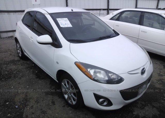 Inventory #898637729 2012 Mazda MAZDA2