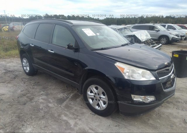 Inventory #554441430 2011 Chevrolet TRAVERSE