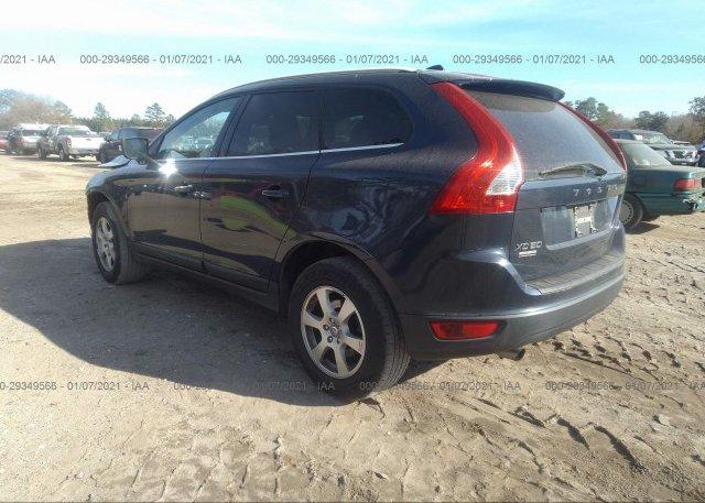 купить 2012 VOLVO XC60 YV4952DL4C2292377