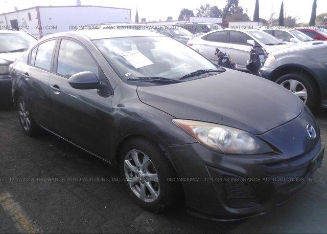 Inventory #393009062 2010 Mazda 3