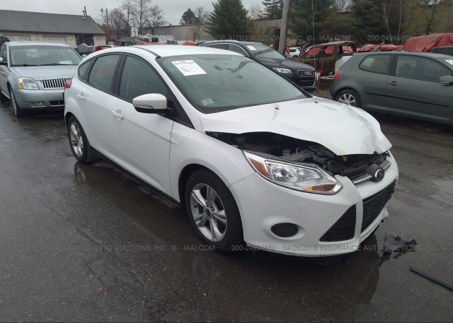 Inventory #452067958 2014 FORD FOCUS