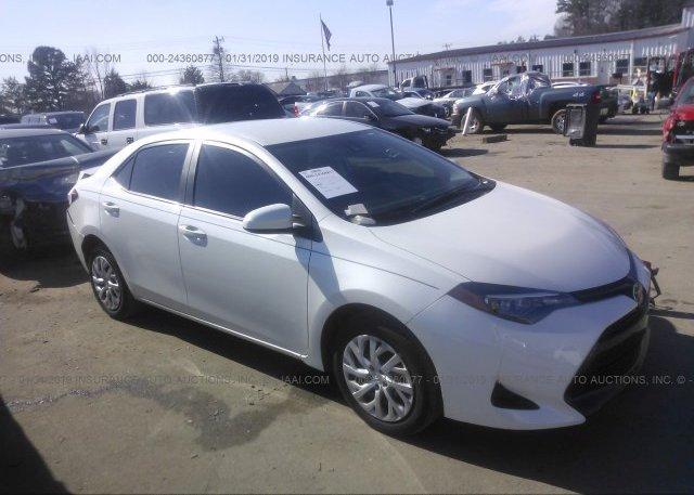 Inventory #126673515 2018 Toyota COROLLA