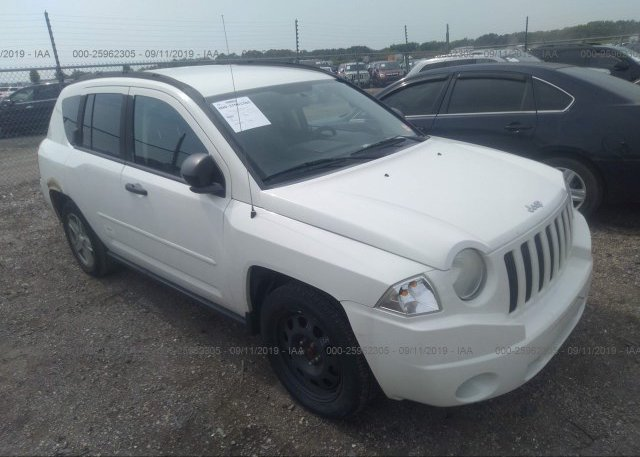 Inventory #402800337 2007 Jeep COMPASS