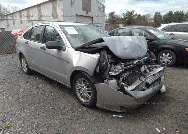 Inventory #340269786 2009 FORD FOCUS