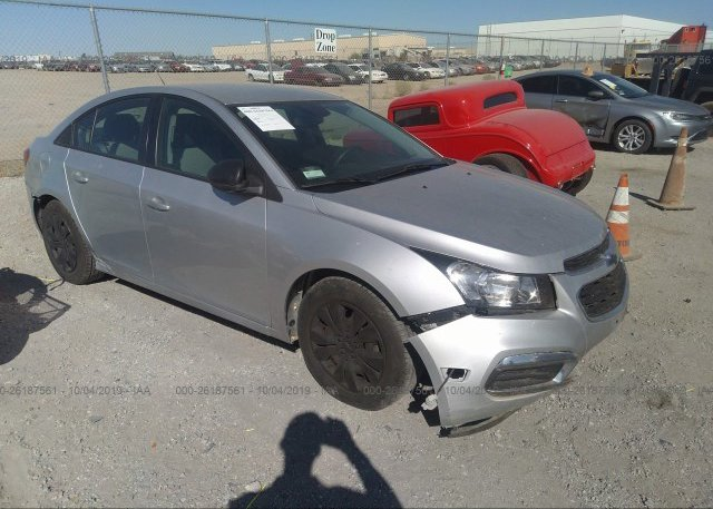 Inventory #133172573 2016 Chevrolet CRUZE LIMITED