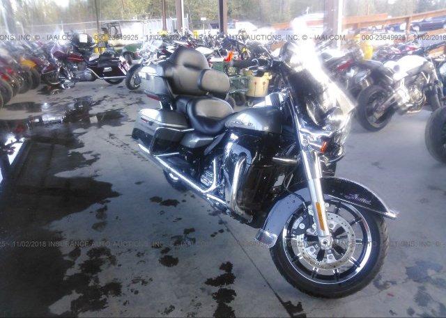 Inventory #902640113 2016 Harley-davidson FLHTK