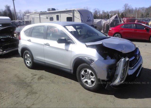 Inventory #975563784 2015 Honda CR-V