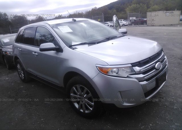 Inventory #809993397 2012 FORD EDGE