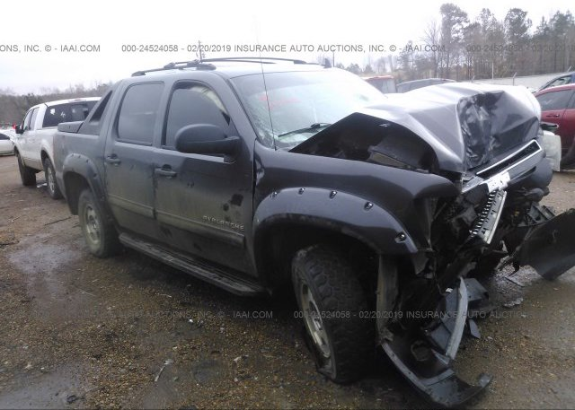Inventory #732494163 2010 Chevrolet AVALANCHE