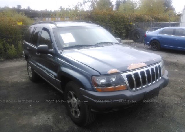 Inventory #198176779 2001 JEEP GRAND CHEROKEE